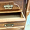 Thumbnail: ANTIQUE CHEST W/LOCKING SIDE PANEL