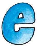 E L Blue