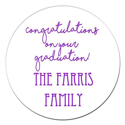 Graduate Purple