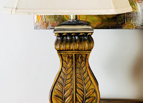 PAIR OF LAUREL LAMPS