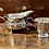 Thumbnail: PAIR OF SILVERPLATE SMALL PITCHERS