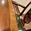 Thumbnail: BANDED ENGLISH MAHOGANY DINING TABLE & CHAIRS