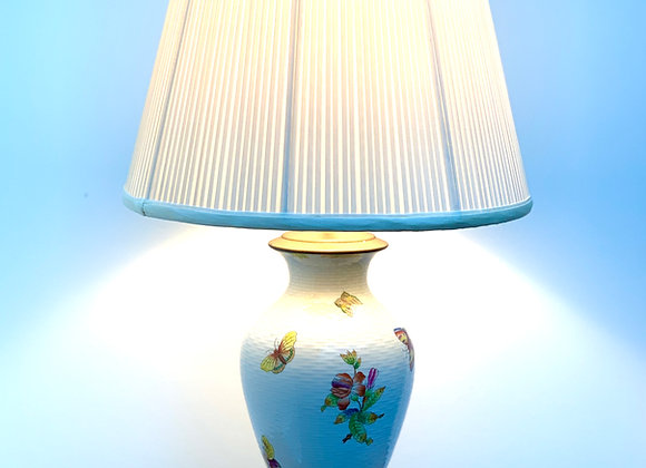 HEREND TABLE LAMP