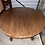 Thumbnail: ANTIQUE ROUND DINING TABLE