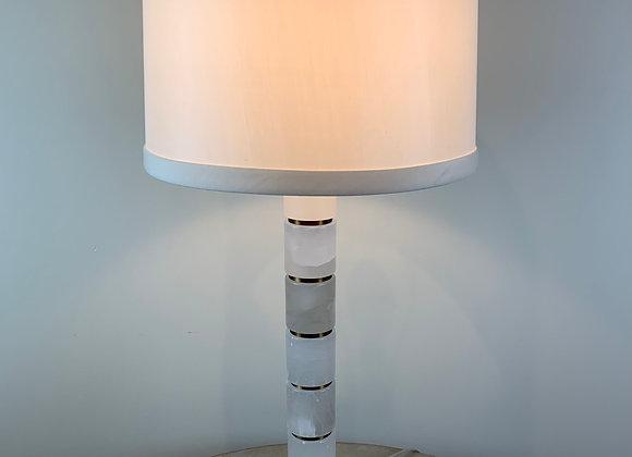 SUZANNE KASLER ALABASTER LAMP