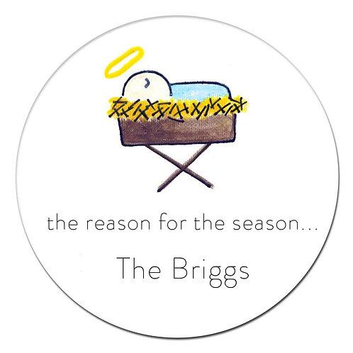 The Reason Sticker
