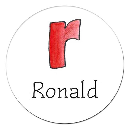 R Red