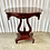 Thumbnail: ANTIQUE CARVED SIDE TABLE