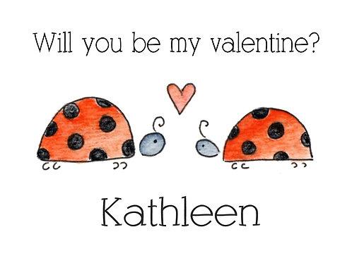 Bugs Valentine