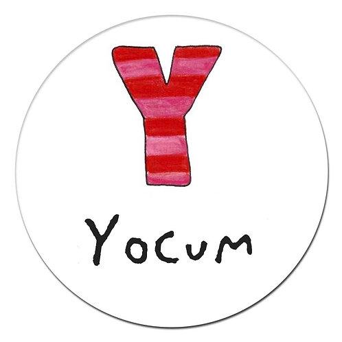 Y Red Stripe