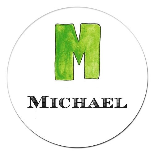 M Green