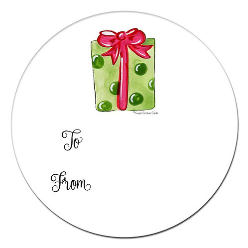 Present Stickers