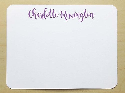 White Rounded-Magnolia Font