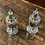 Thumbnail: PAIR OF STERLING S&P SHAKERS