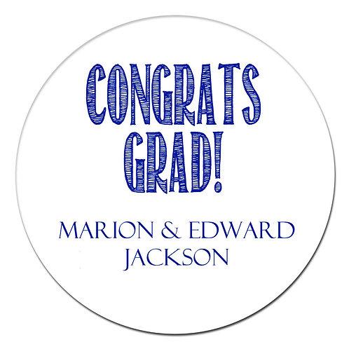 Congrats Grad Navy