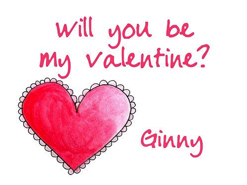 Fancy Valentine