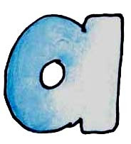 A L Light Blue