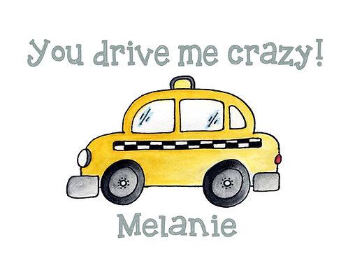 Drive Valentine