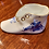 Thumbnail: HEREND BLUE BABY SHOE