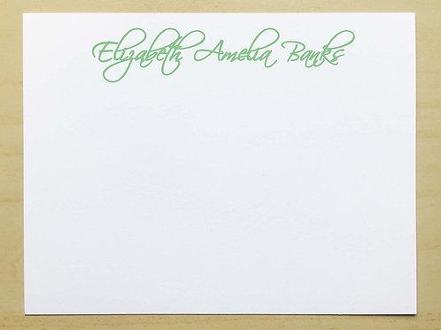 White Square-Scriptina Font