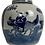 Thumbnail: ANTIQUE CHINESE MELON JAR