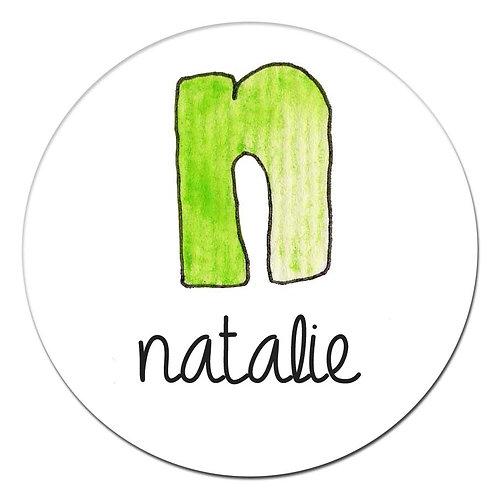n Green
