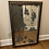 Thumbnail: ANTIQUE MIRROR IN WOOD FRAME
