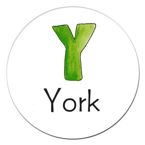 Y Green