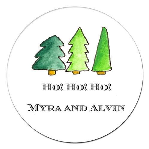 Tree-O Sticker
