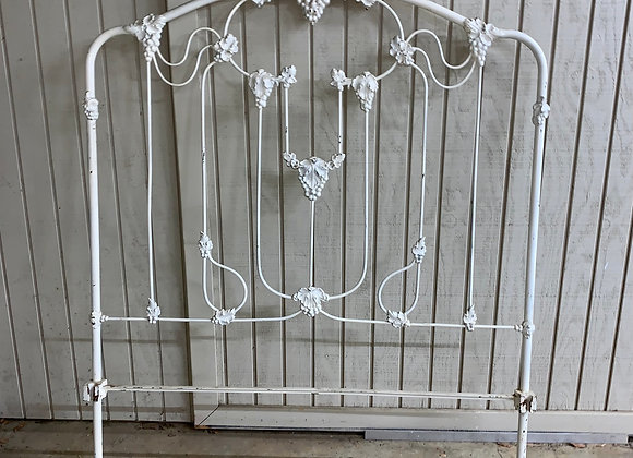 DOUBLE IRON BED FRAME