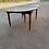 Thumbnail: ANTIQUE DROP LEAF TABLE W/2 LEAFS
