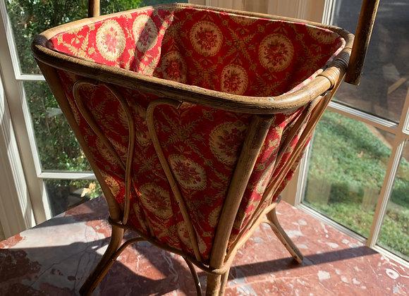 English Sewing Basket