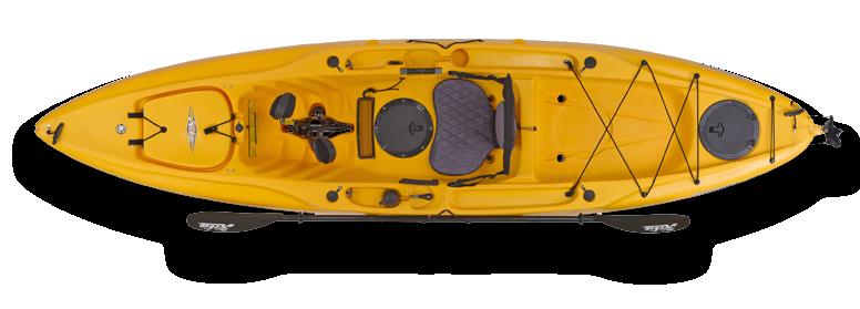 Hobie Mirage Outback -2018 דגם קודם עד גמר המלאי