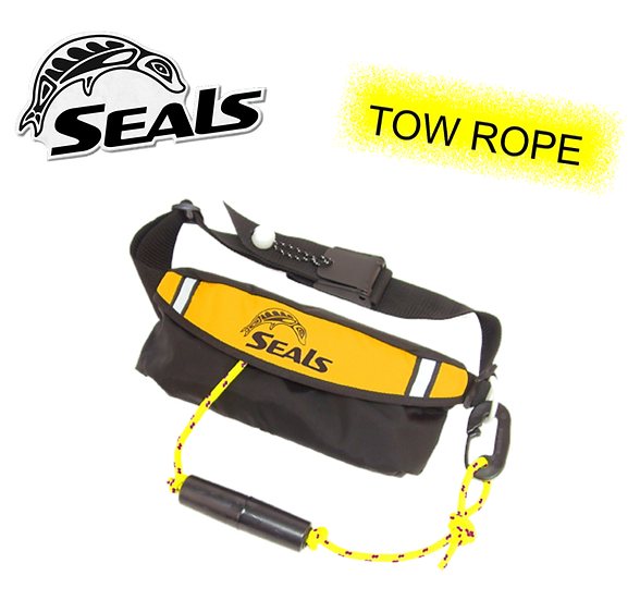 TOW ROPE -  'עבור קיאקים ישיבה פנימית 15 מ
