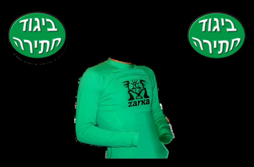 Zarka חולצת לייקרה לקיץ