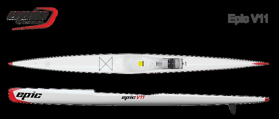 Epic V11 קיאק סרף סקי