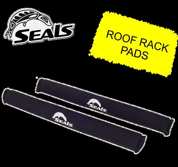 Roof rack pad - עבור גגונים קשיחים לנשיאת קיאק