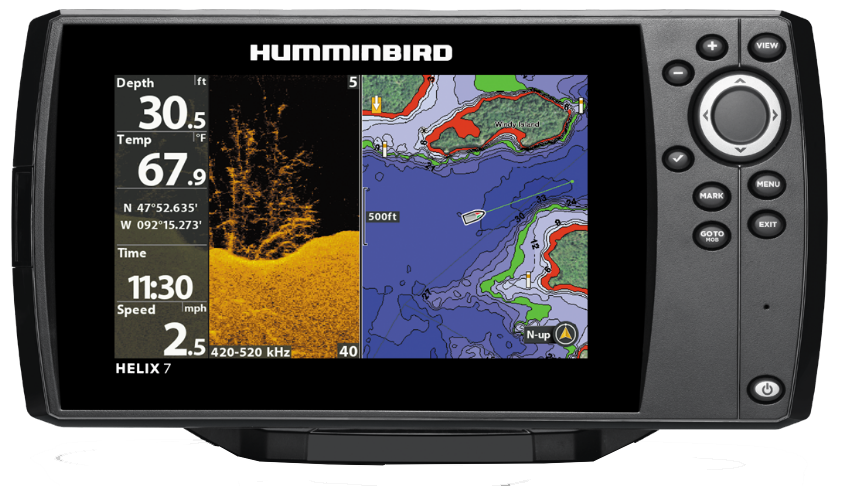 HELIX 7 CHIRP DI GPS G2N