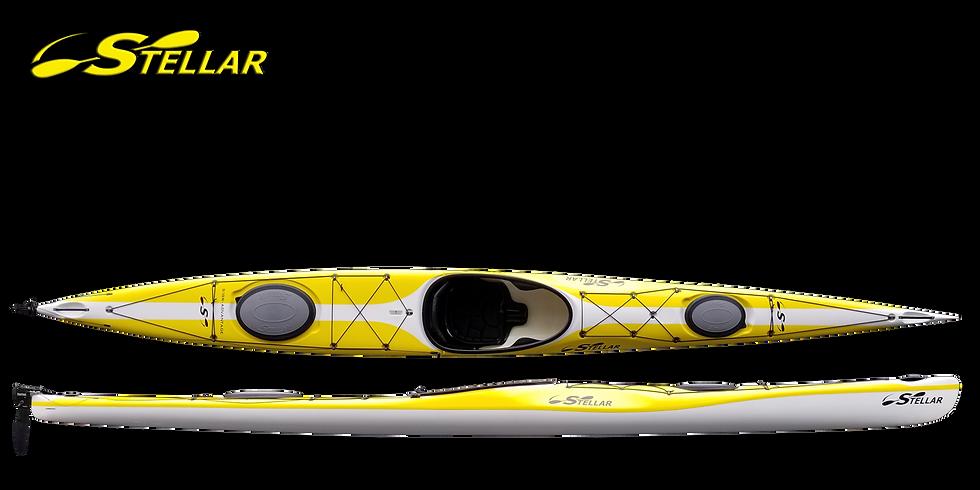 S18 Racer קיאק ישיבה פנימית