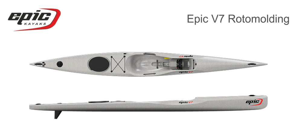 Epic V7 קיאק סרף סקי