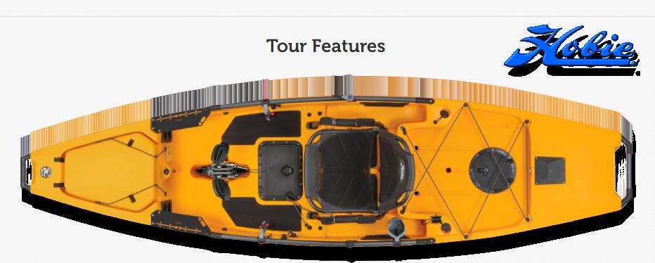 Mirage Pro Angler 12