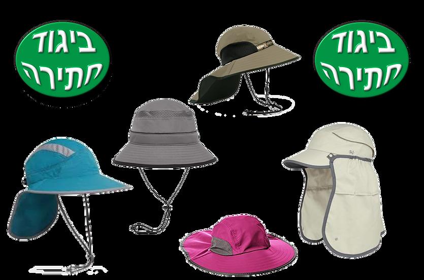 מבחר כובעי Sunday Afternoons