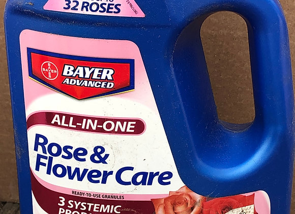 Rose & Flower Care 3 IN 1 4lb. container