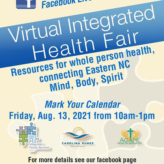 Virtual Integrated Health Fair