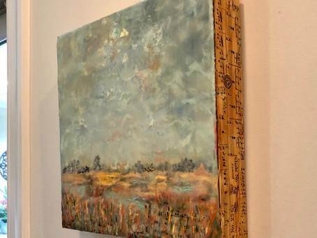 Music, and art, of the marsh