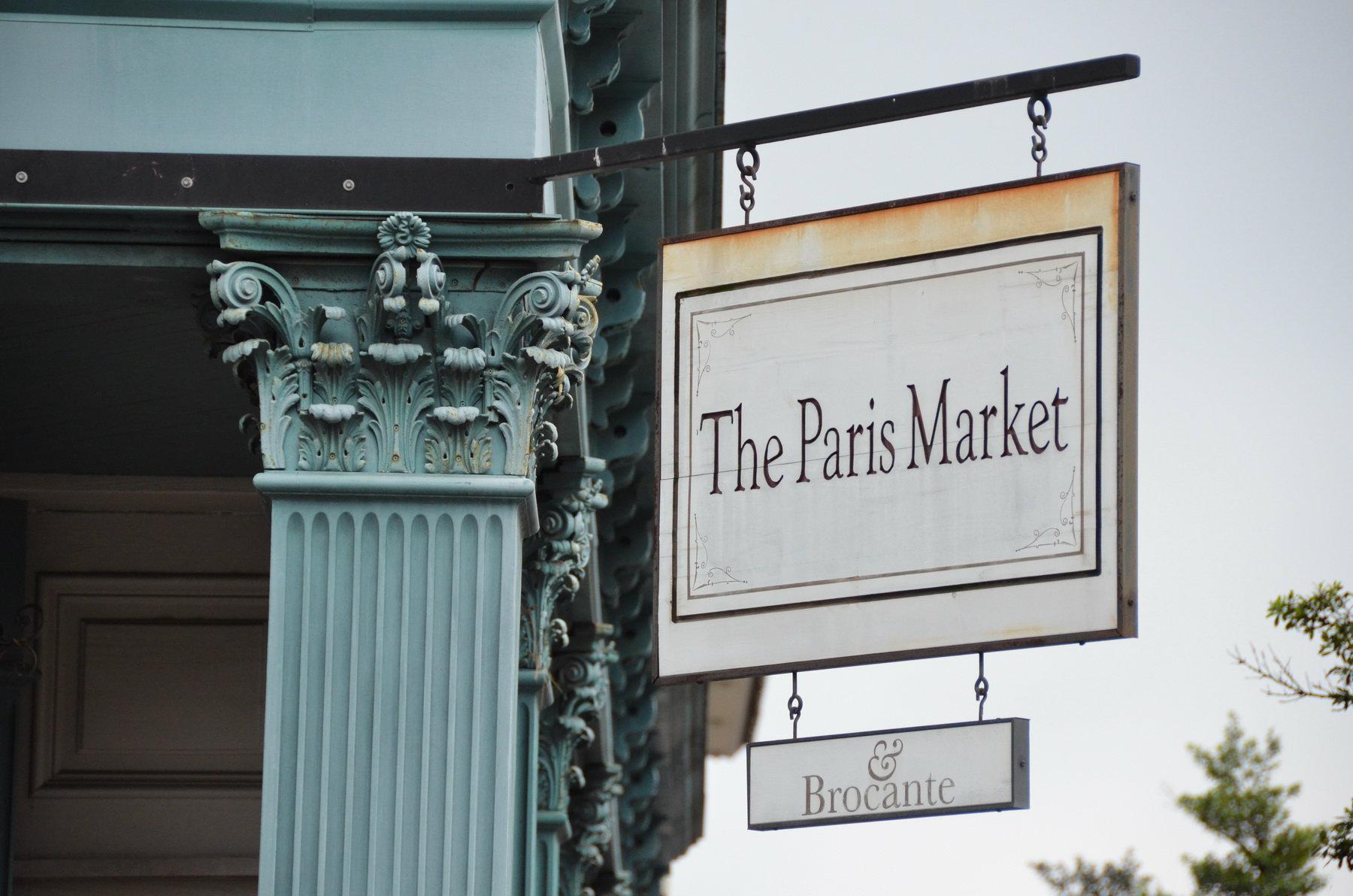 The Paris Market