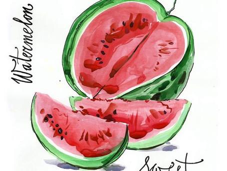 Watermelon Cosmo