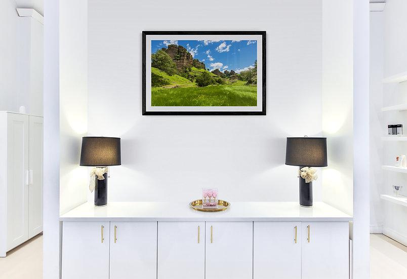 Yécora Sonora - Tamaño 80x50cm
