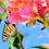 Thumbnail: Mariposa Monarca - Digital montada en Acrilico