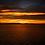Thumbnail: Atardecer en el mar de Cortez - Montaje en Acrilico